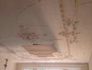 Plafond restauratie 02